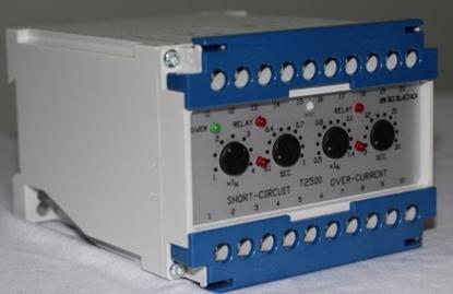 Picture of Relay bảo vệ quá tải T2500