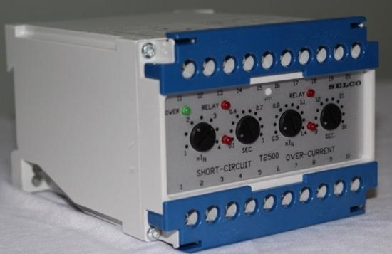 Hình ảnh của Relay bảo vệ quá tải T2500